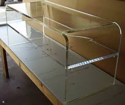Coffee Tables With Shelves Acrylic Coffee Tables Acrylic Fabrication Premium Furniture