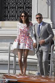 george clooney wedding george clooney and amal alamuddin s wedding weekend photos