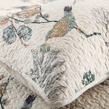 King Size Quilted Bedspreads Cotton Quilts Set Picture More Detailed Picture About Chausub