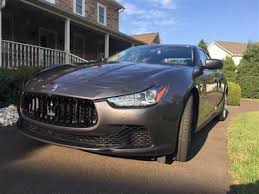 2015 Maserati Ghibli Interior Maserati Ghibli Lease Deals In New York New York Swapalease Com