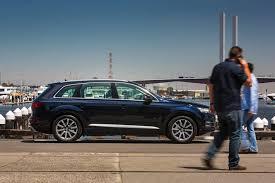 Audi Q7 2017 - 2017 audi q7 3 0tdi review