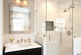 Subway Tile In Bathroom Ideas Subway Tile Bathroom Ideas Ibbc Club