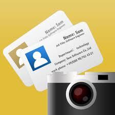 Business Card Capture App Samcard Card Reader U0026business Card Scanner U0026visiting On The App Store