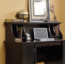 Sauder Harbor View Computer Desk With Hutch by Edge Water Organizer Hutch 408566 Sauder