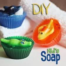 Hobby Lobby Kids Crafts - soap making for kids diy sea creature soap craft clear glycerin