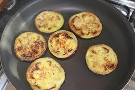 cuisiner l aubergine à la poele la cuisine de bernard légumes grillés du soleil