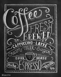 Chalkboard Ideas For Kitchen by Coffee Art Print Chalkboard Art Kitchen Chalkboard Print