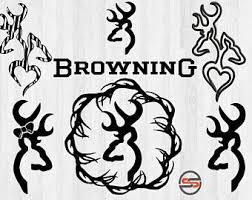 Browning Wall Decor Browning Logo Etsy