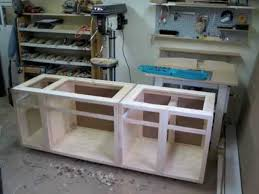 kitchen island construction kitchen cabinet construction make your own table build island from