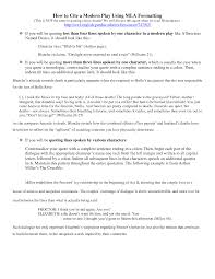 mla citation heart of darkness quoting lines from a play personal training resume examples