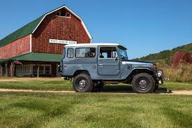 toyota corporation usa toyota fj40 for sale the fj company land cruiser restoration