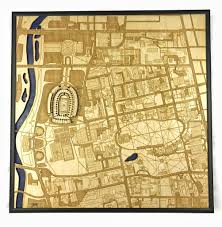 Cleveland Ohio Map Cleveland Ohio U2013 Stadiummapart