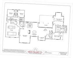 16 x 24 floor plan plans by davis frame weekend timber frame new single level open floor house plans designs plan 2018