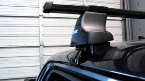 2005 Toyota Tacoma Roof Rack by 2012 Toyota Tacoma With Thule 480 Traverse Base Roof Rack By Rack