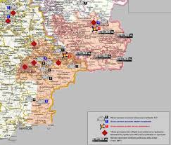 Map Of Concentration Camps Map Of Death