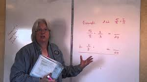 Least Common Multiples Worksheet Renaming Fractions With Like Denominators By Using The Lcm Or