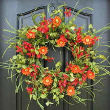 refreshing handmade wreath ideas you could easily diy best