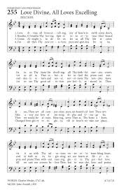 A Place Hymn All Excelling Hymnary Org