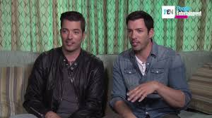 drew and jonathan scott linda phan give la house tour people com