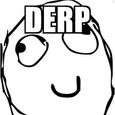 Derp Meme Generator - derp derp meme meme generator