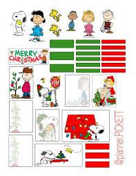25 peanuts christmas ideas snoopy christmas