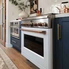 gray kitchen cabinets white appliances new designer neutrals kitchen color trend café lifestyle