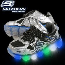 skechers led light up shoes osharemarket rakuten global market boy light up low frequency cut