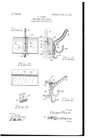 patent us782738 hat and coat hook google patents