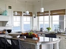 decorating themed ideas for kitchens kitchen design ideas coastal kitchens hgtv white beach decor beach inspired kitchen designs