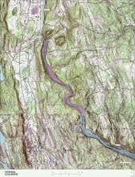 River Map Housatonic River Canoe U0026 Kayaking Map Still River Map