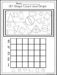 40 best kindergarten math 3 d shapes images on pinterest