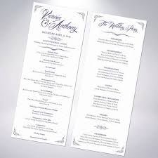 best wedding programs 62 best wedding programs images on wedding programs