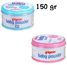 Bedak Bayi jual bedak bayi baby powder canned 150 gr happy ciming