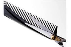 peigne coupe cheveux peigne guide de coupe denman proedge materielcoiffure pro
