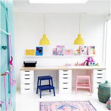 Small Kid Desk Best 25 Desk Space Ideas On Study Desk
