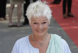 how to get judi dench hairstyle dame judi dench to record cover version of tupac s hit em up