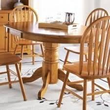 Dining Room Sets With Leaf Round Dining Table With Leaf Extension Foter