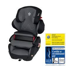 siege kiddy guardian pro 2 siège auto guardianfix pro 2 de kiddy au meilleur prix sur allobébé