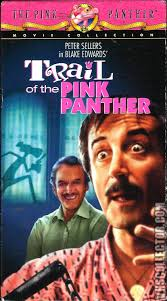 the pink panther trail of the pink panther vhscollector com your analog