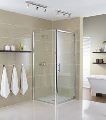 Showerlux Shower Doors Glide Pivot Shower Door 800mm