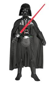 halloween voice changer party city amazon com star wars deluxe darth vader deluxe child costume