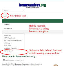 long drop down sub menu gets cropped in mobile view issue 7587