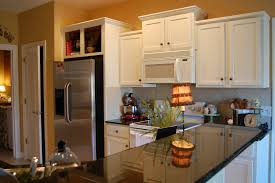 Lighting Above Kitchen Cabinets Treating Open Kitchen Cabinets