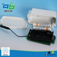 android beacon aaa battery ibeacon with uuid programmable bluetooth beacon for