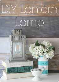 Lantern Lights For Room How To Turn A Lantern Into A Lamp Lovely Etc