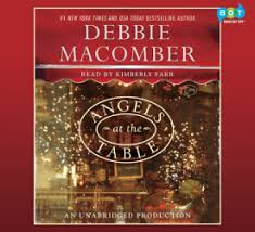 angels at the table angels at the table by debbie macomber books on tape