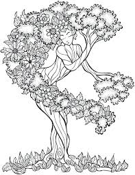 coloring pages for adults tree tree coloring pages for adults tree of life coloring pages tree life