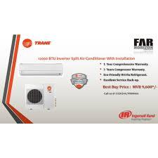 trane air conditioner compressor warranty air conditioner databases