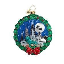 christopher radko ornaments 2016 radko chicago by ornament