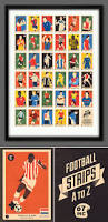 new print launched today u0027football strips a to z 67 inc